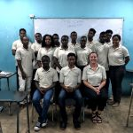 PAVE Centre's inaugural class