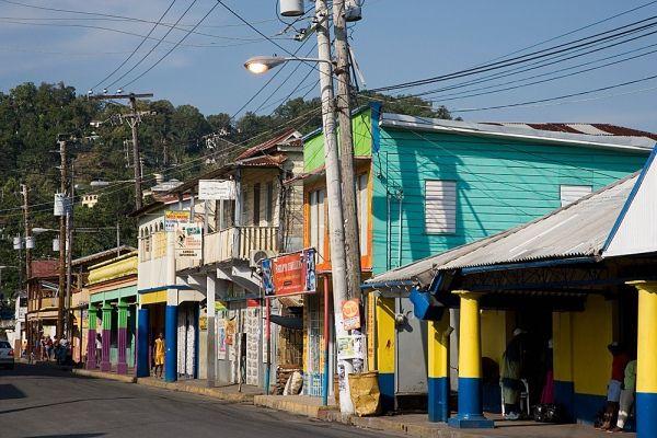 Port Antonio Town