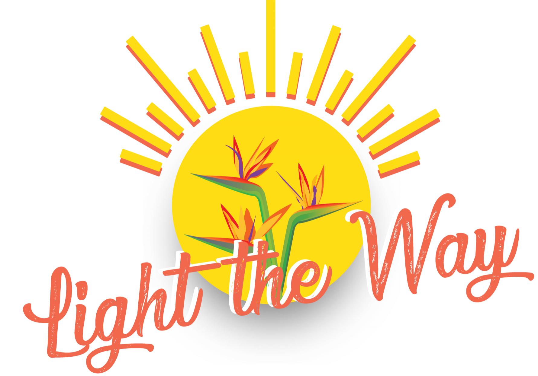 light the way logo